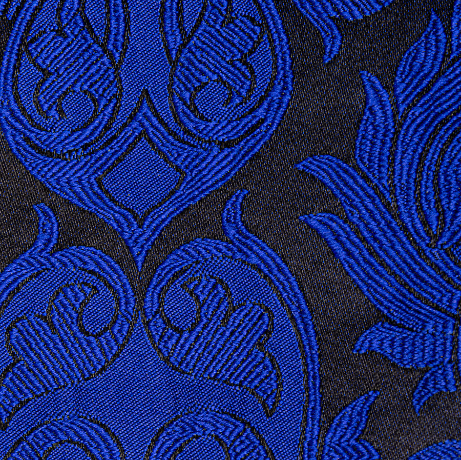 Peacock indigo
